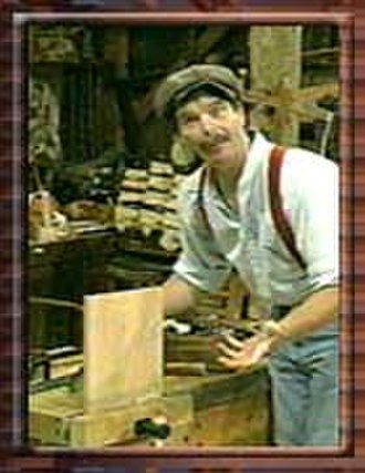 The Woodwright's Shop - Roy Underhill in his shop