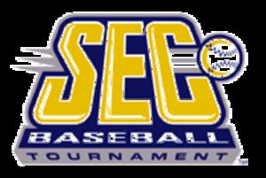 Southeastern Conference Baseball Tournament - Image: SEC Baseball