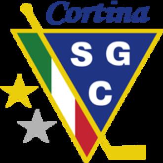 SG Cortina - Image: SG Cortina logo