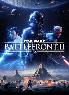 <i>Star Wars Battlefront II</i> (2017 video game) 2017 video game