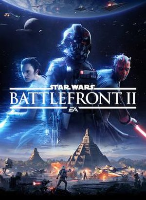 Star Wars Battlefront II (2017 video game) - Image: SWBF2 box