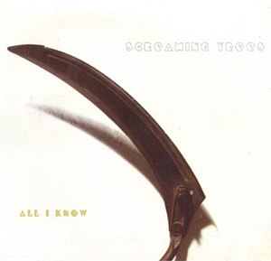 All I Know (Screaming Trees song) - Image: Screaming Trees All I Know