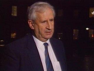 Seán Calleary Irish politician