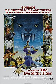 <i>Sinbad and the Eye of the Tiger</i>