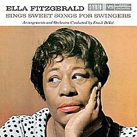 Ella Fitzgerald - Sings Sweet Songs For Swingers