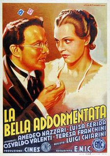 <i>Sleeping Beauty</i> (1942 film) 1942 film by Luigi Chiarini