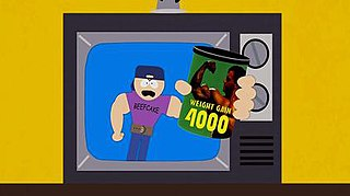 Weight Gain 4000 2nd episode of the first season of South Park