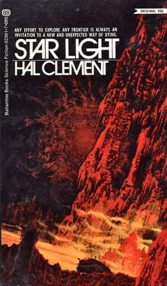 Star Light - Cover of second edition (paperback)