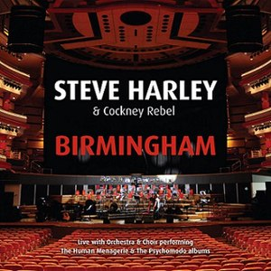 Birmingham (Live with Orchestra & Choir) - Image: Steve Harley Birmingham (Live with Orchestra & Choir) 2013 CD Live Album