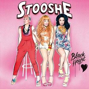 Black Heart (Stooshe song) - Image: Stooshe Black Heart Cover