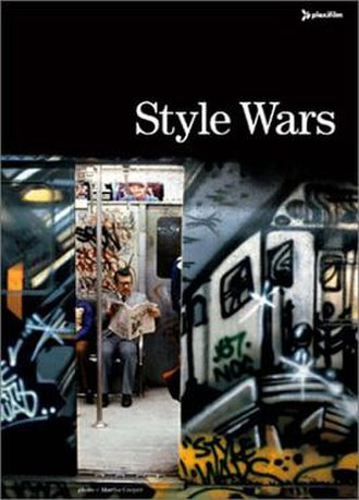 Style Wars - Image: Stylewars cover