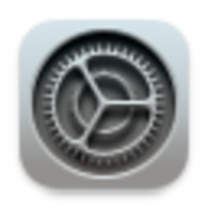 System Preferences - Image: System Preferences icon