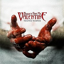 Temper Temper Bullet For My Valentine Album Wikipedia