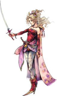 Terra Branford Fictional character in the Final Fantasy series