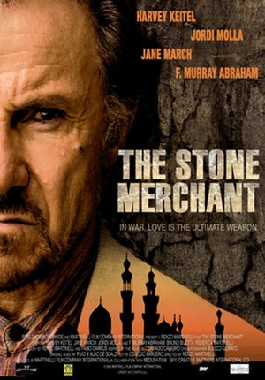 The Stone Merchant - Image: The stone merchant poster