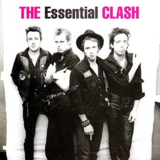 The Essential Clash - Image: The Essential Clash