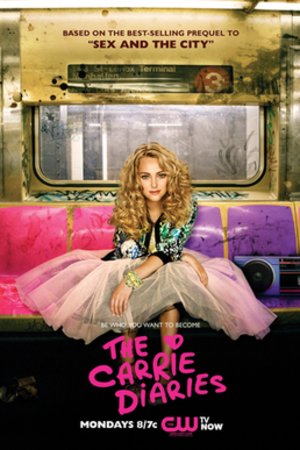 The Carrie Diaries (season 1) - Image: The Carrie Diaries season 1 poster