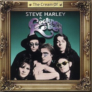 The Cream of Steve Harley & Cockney Rebel - Image: The Cream of Steve Harley & Cockney Rebel 1999 Album Cover