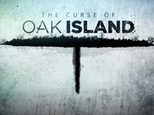 The Curse of Oak Island - Image: The Curse of Oak Island