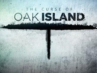 The Curse of Oak Island - Image: The Curse of Oak Island
