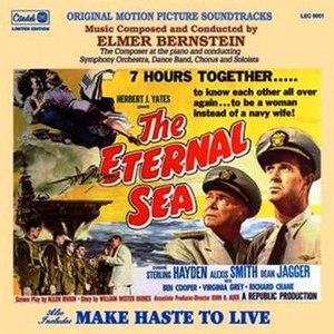 The Eternal Sea - Film poster