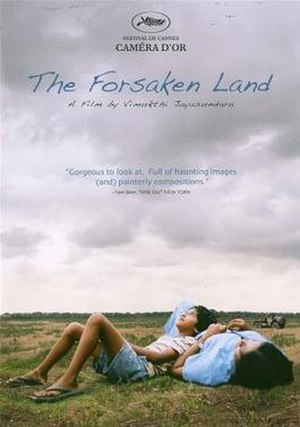The Forsaken Land - Image: The Forsaken Land Film Poster