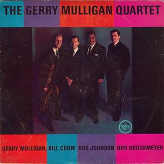 The Gerry Mulligan Quartet (1962 album) - Image: The Gerry Mulligan Quartet (1962 album)