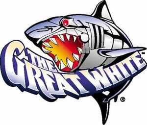 The Great White (SeaWorld San Antonio) - Image: The Great White logo