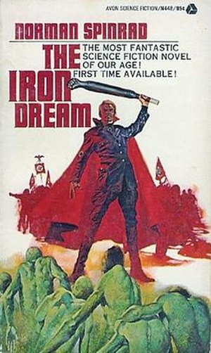 The Iron Dream - Cover of first edition (paperback)
