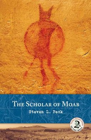 The Scholar of Moab - Image: The Scholar of Moab (2011) cover