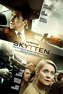 <i>The Shooter</i> (2013 film) 2013 film by Annette K. Olesen