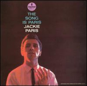 The Song Is Paris - Image: The Song Is Paris