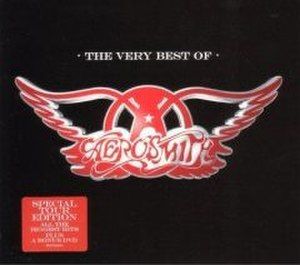 Devil's Got a New Disguise: The Very Best of Aerosmith - Image: The Very Best of Aerosmith