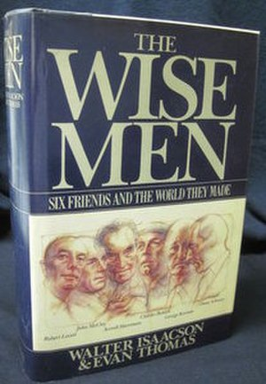 The Wise Men (book) - Image: The Wise Men (book)