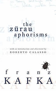 <i>The Zürau Aphorisms</i> book