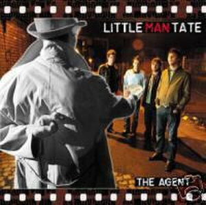 The Agent (Little Man Tate song) - Image: Theagentcover