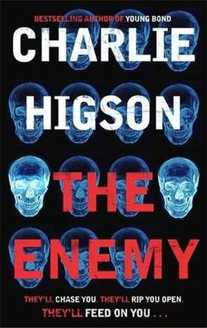 The Enemy (Higson novel) - Image: Theenemy