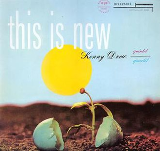 This Is New (Kenny Drew album) - Image: This Is New (Kenny Drew album)