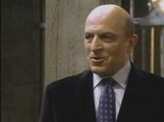 Carlo Hesser - Thom Christopher as Carlo Hesser
