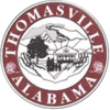 Official seal of Thomasville