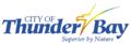 Offizielles Logo von Thunder Bay