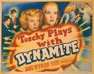 <i>Torchy Blane... Playing with Dynamite</i> 1939 film by Noel M. Smith