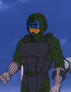Tripwire (<i>G.I. Joe</i>) fictional character from the G.I. Joe: A Real American Hero toyline