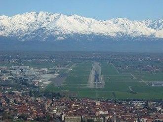 Montgenèvre - Turin International Airport