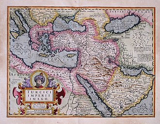 Strait of Hormuz - Image: Turkish Empire 1606
