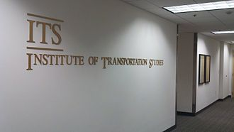 UC Irvine Institute of Transportation Studies - 4000 Anteater Instruction and Research Building