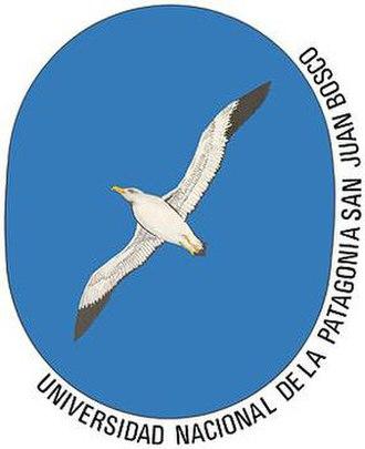 National University of Patagonia San Juan Bosco - Image: UNPSJB logo