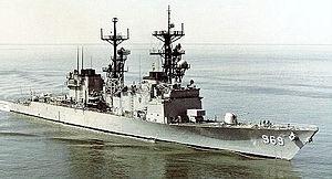 USS Peterson (DD-969) - USS Peterson (DD-969)