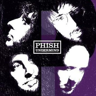 Undermind (album) - Image: Under Phish