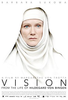 VISION - FROM THE LIFE OF HILDEGARD VON BINGEN Theatrical Poster - from Commons.jpg